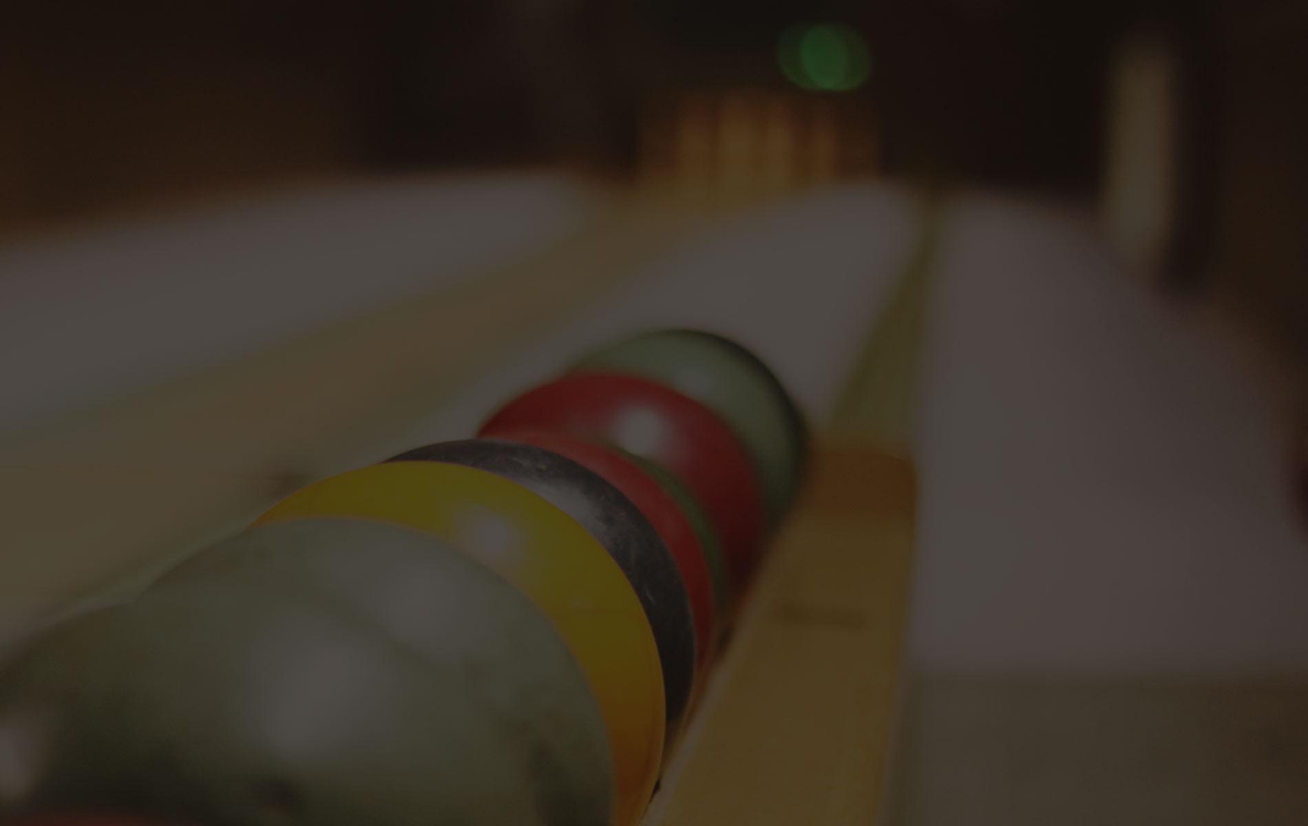 Kegelbahn